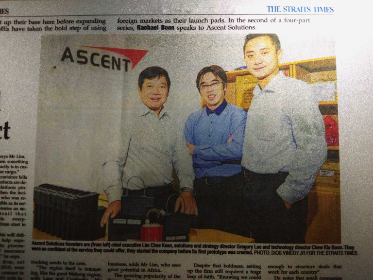 2010, Ascent Incorporated